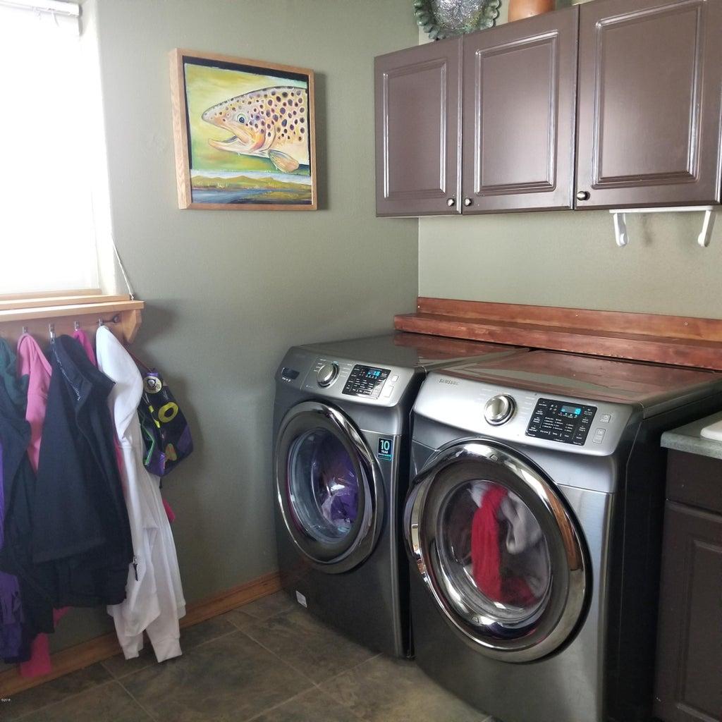 large laundry mud room