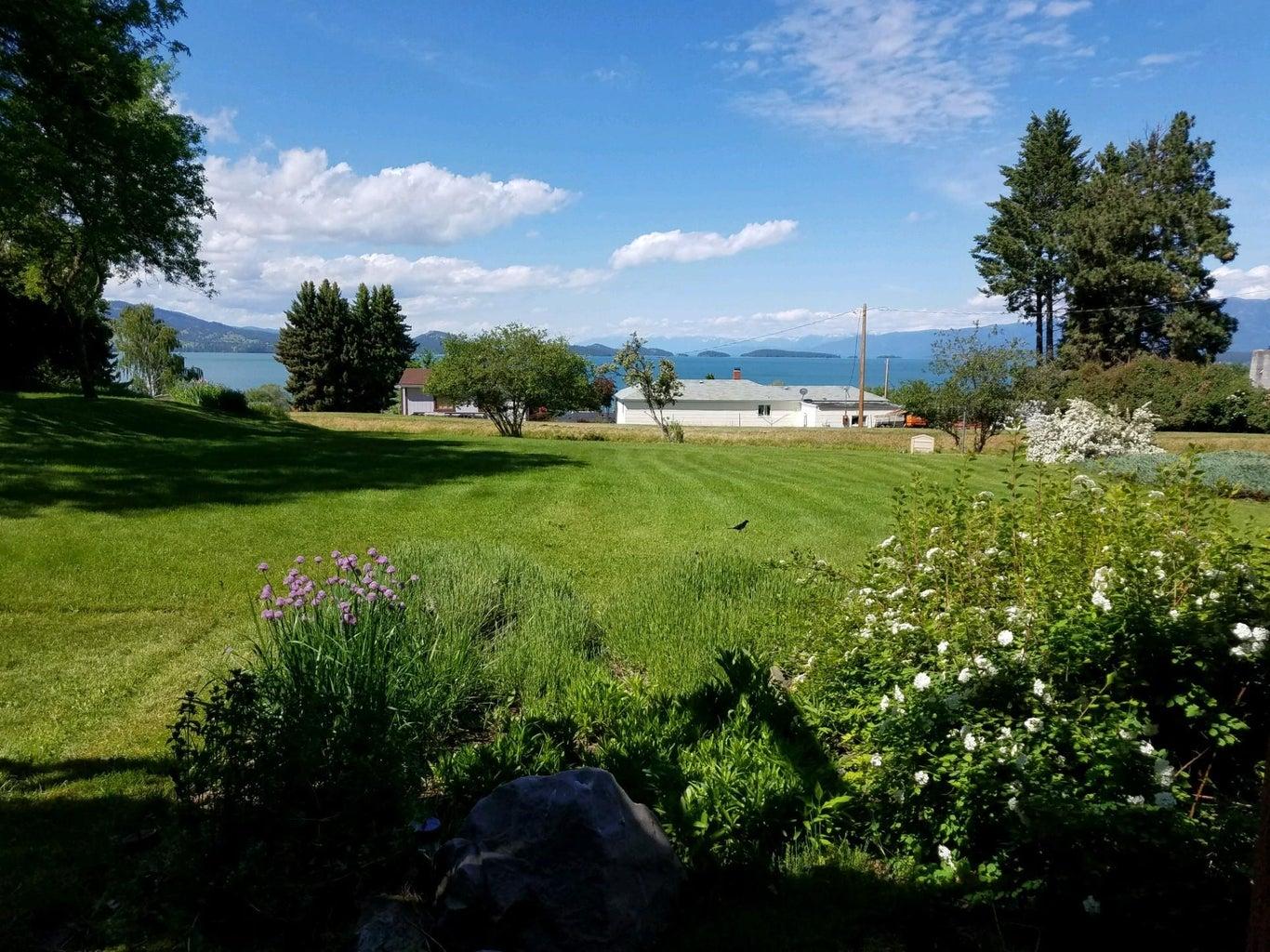 yard views