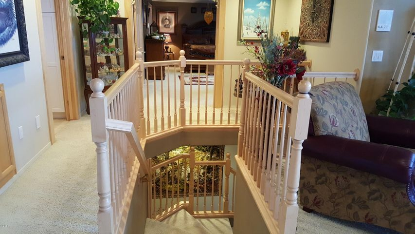 maple staircase