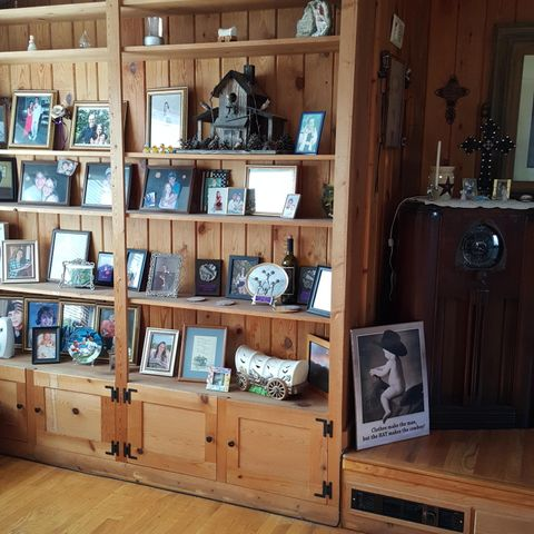 shelving storage