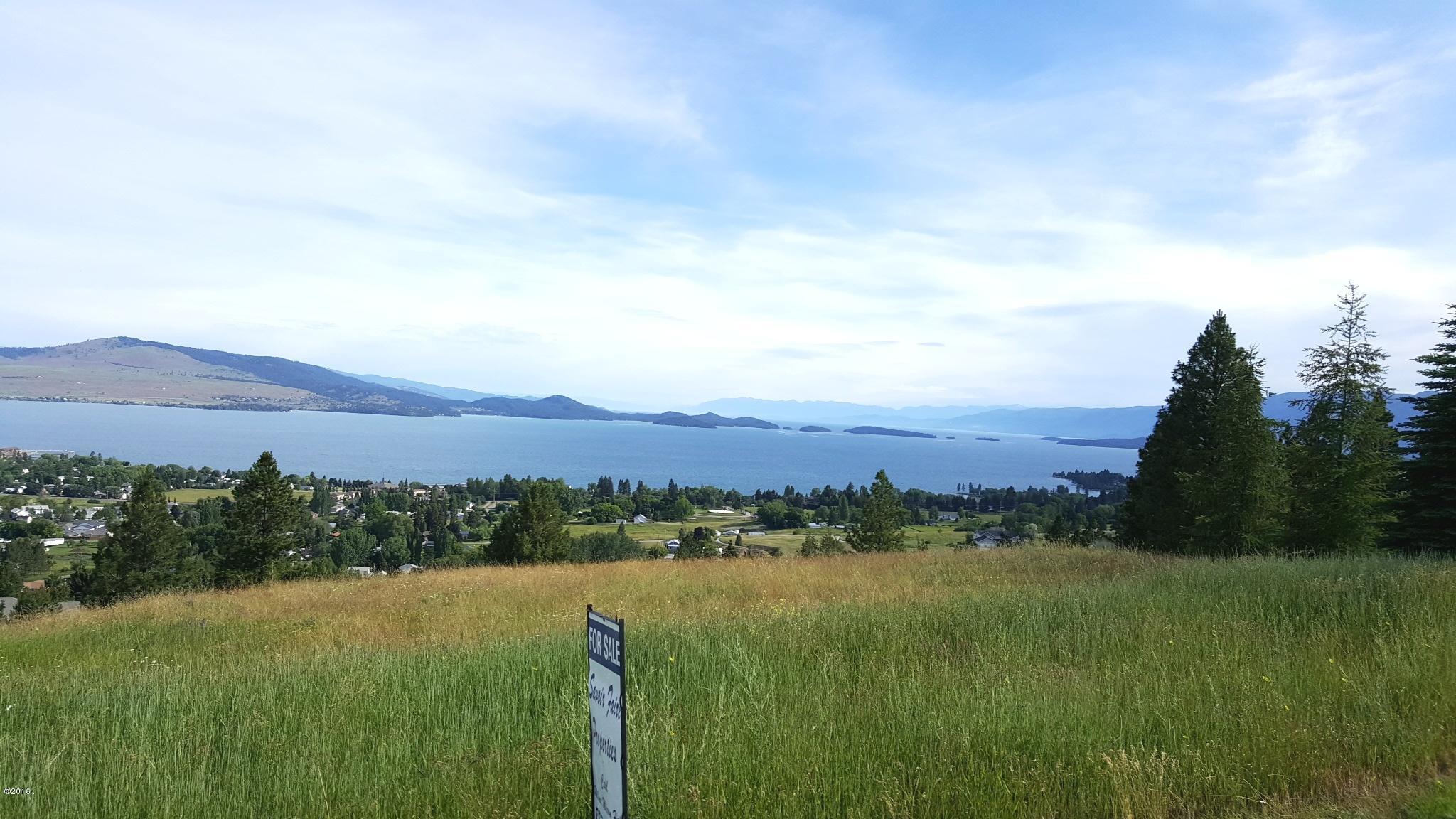 breath taking view of Flathead Lake