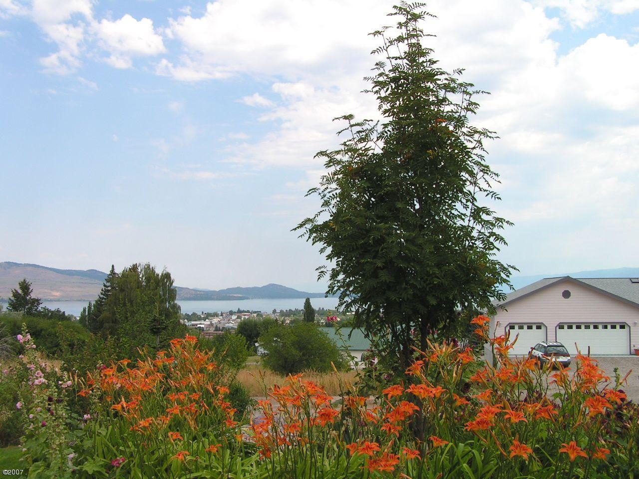 views toward lake