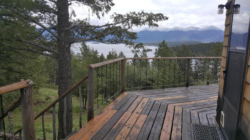 views deck looking NE