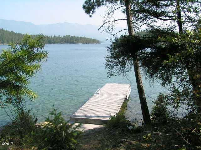 lake access dock