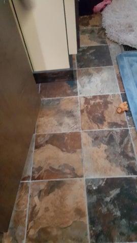 bath flooring good shape