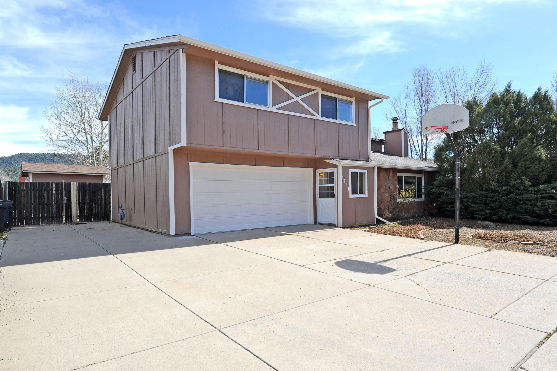 3410 W Wilson Drive, Flagstaff, AZ 86001