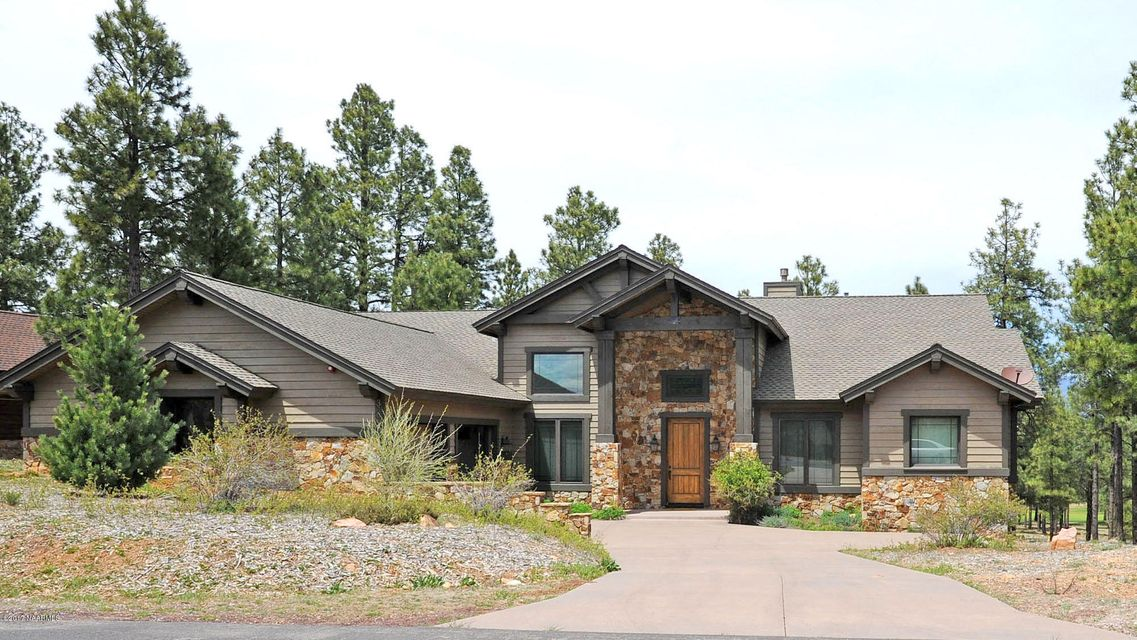 3626 S Clubhouse Circle, Flagstaff, AZ 86005