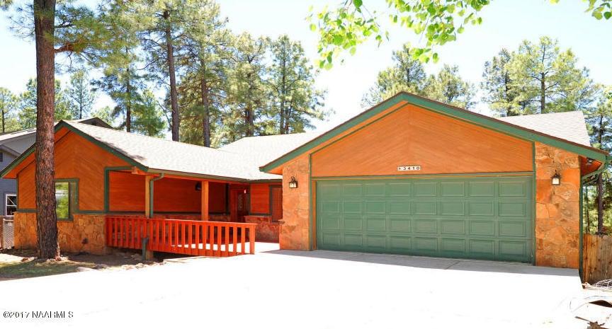 3410 S Gillenwater Drive, Flagstaff, AZ 86005