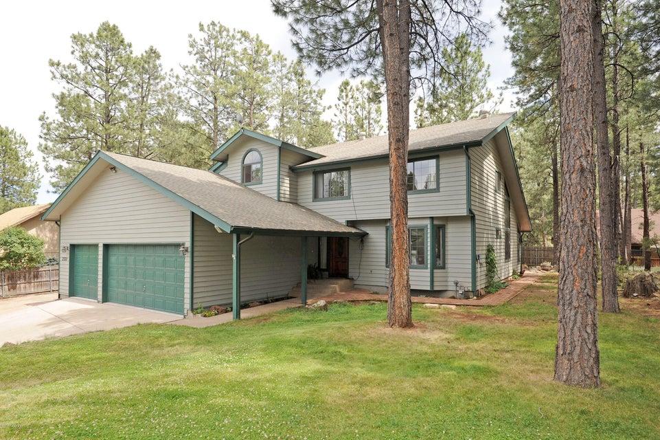 2520 N Eddy Drive, Flagstaff, AZ 86001