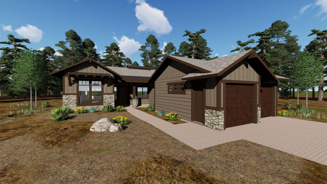 Photo of 4640 W Braided Rein, Flagstaff, AZ 86005