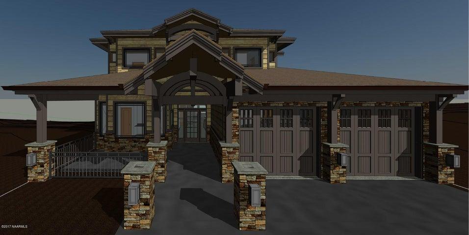 Photo of 2992 N Oakmont Drive, Flagstaff, AZ 86004