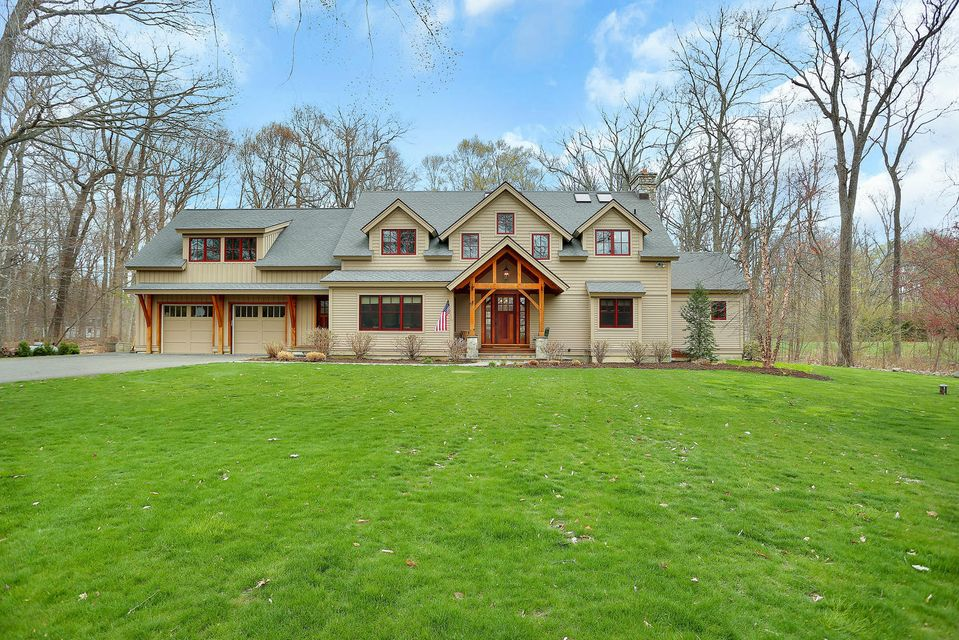 406 Cedar Lane, New Canaan, CT - USA (photo 1)