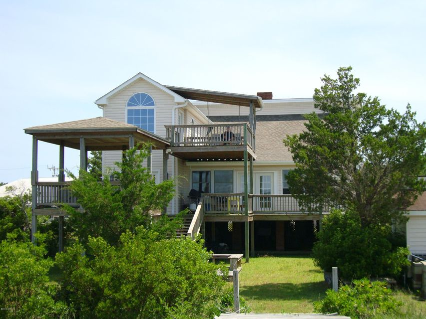 474 Shell Hill Road, Sea Level, NC 28577