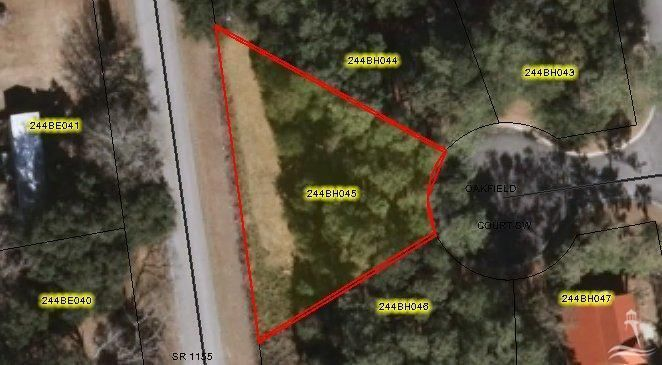 1789 Oakfield Court,Ocean Isle Beach,North Carolina,Residential land,Oakfield,20659012