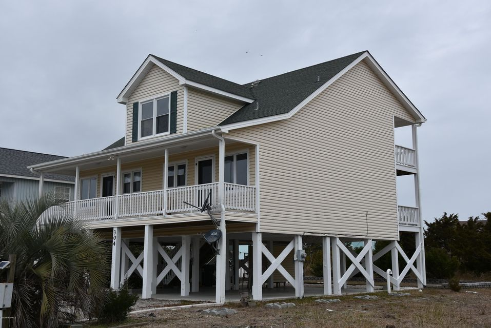 Holden Beach Real Estate For Sale -- MLS 100002771