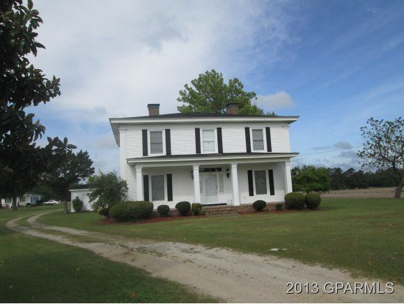 Property for sale at 140 Pope Farm Road, Stantonsburg,  NC 27883
