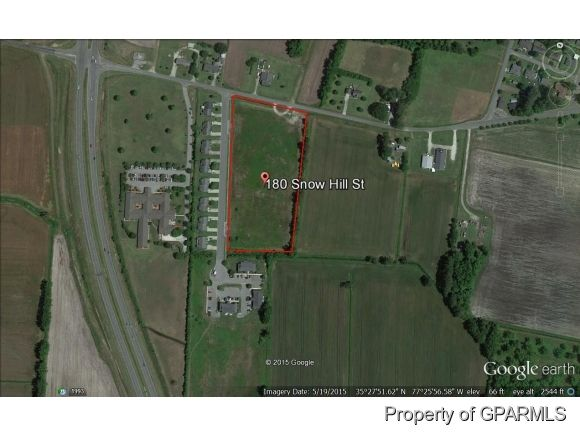 Property for sale at 180 Snow Hill Street, Ayden,  NC 28513
