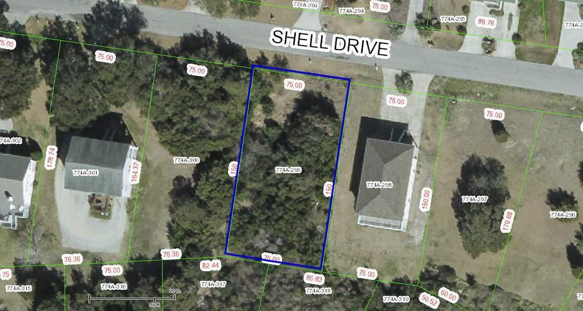 211 Shell Drive, Sneads Ferry, NC 28460