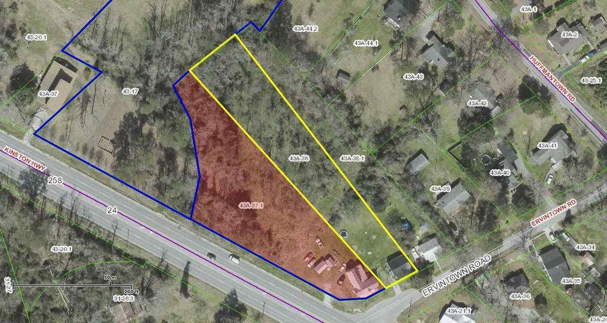 114 Ervintown Road,Richlands,North Carolina,Commercial/industrial,Ervintown,80171079