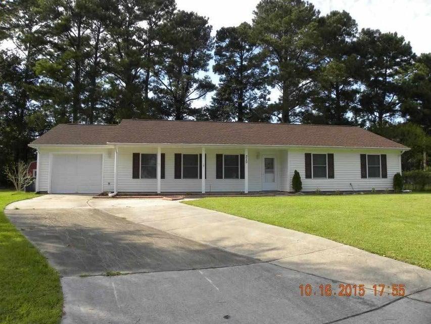 310 Wildwood Drive, Jacksonville, NC 28546
