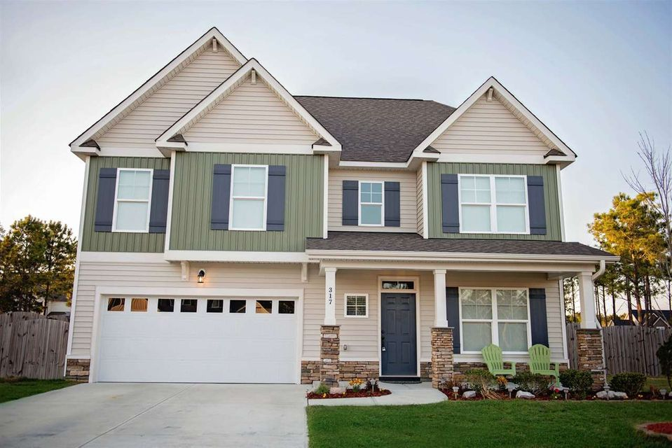 317 Plymouth Lane, Holly Ridge, NC 28445