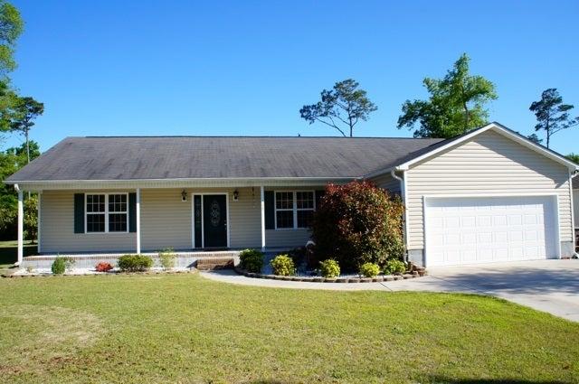 117 Magnolia Lane, Hubert, NC 28539
