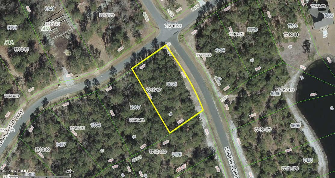 Lot 39 Marina Wynd Way And Mimosa Drive, Sneads Ferry, NC 28460