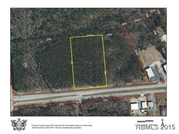 Property for sale at New Bern,  NC 28562