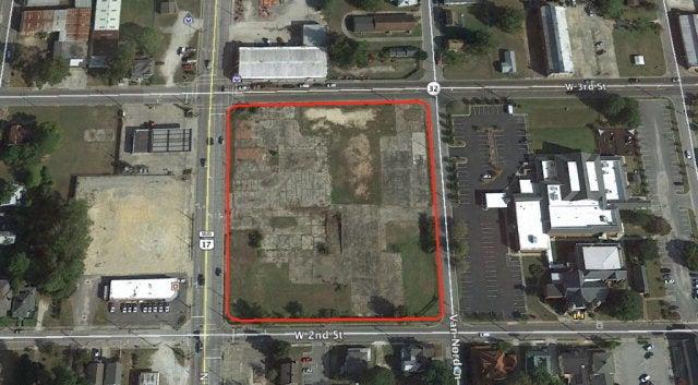 Property for sale at 211 N Bridge Street, Washington,  NC 27889