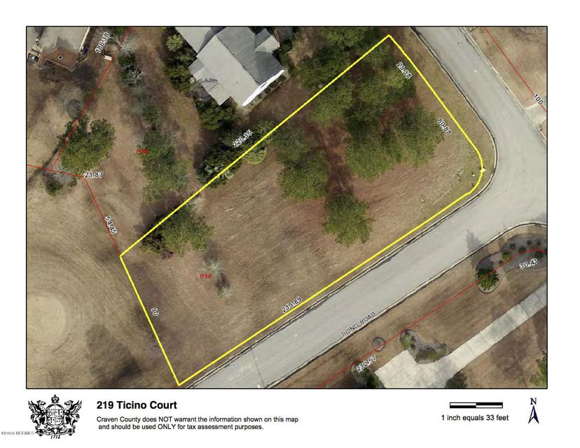 219 Ticino Court,New Bern,North Carolina,Residential land,Ticino,90098059