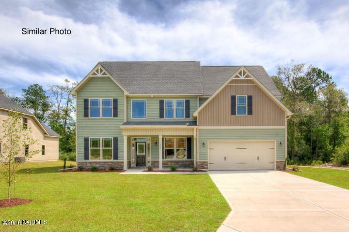 109 Creeks Edge Drive, Sneads Ferry, NC 28460
