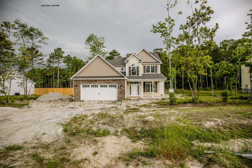 205 Stackleather Place, Sneads Ferry, NC 28460