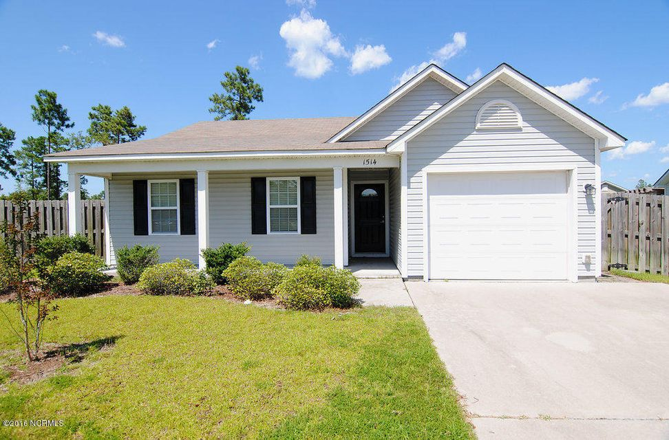 1514 Pine Harbor Way, Leland, NC 28451