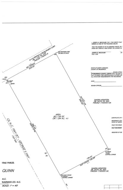 0 George Ii Highway,Southport,North Carolina,Commercial/industrial,George Ii,100027488