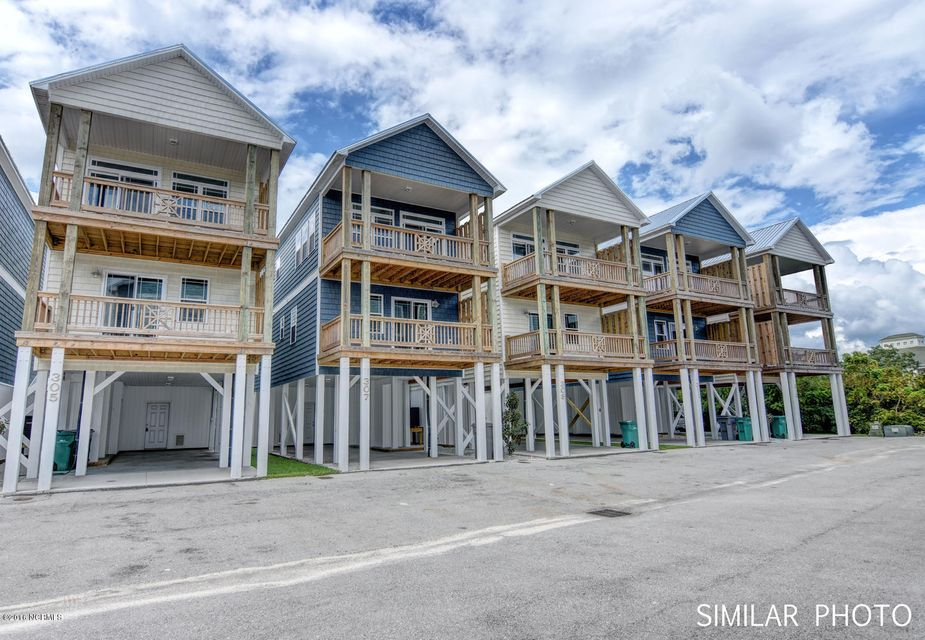 201 Shell Road B, Surf City, NC 28445
