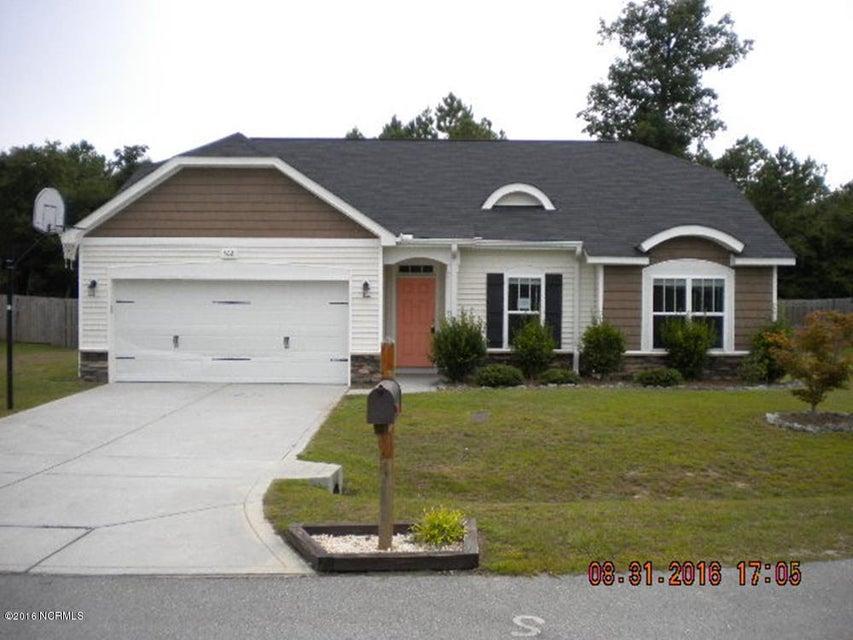 508 Pepperwood Lane, Hubert, NC 28539
