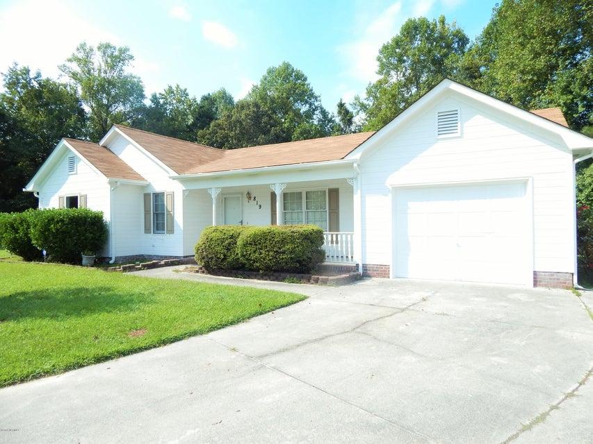 819 Mandarin Trail, Jacksonville, NC 28540
