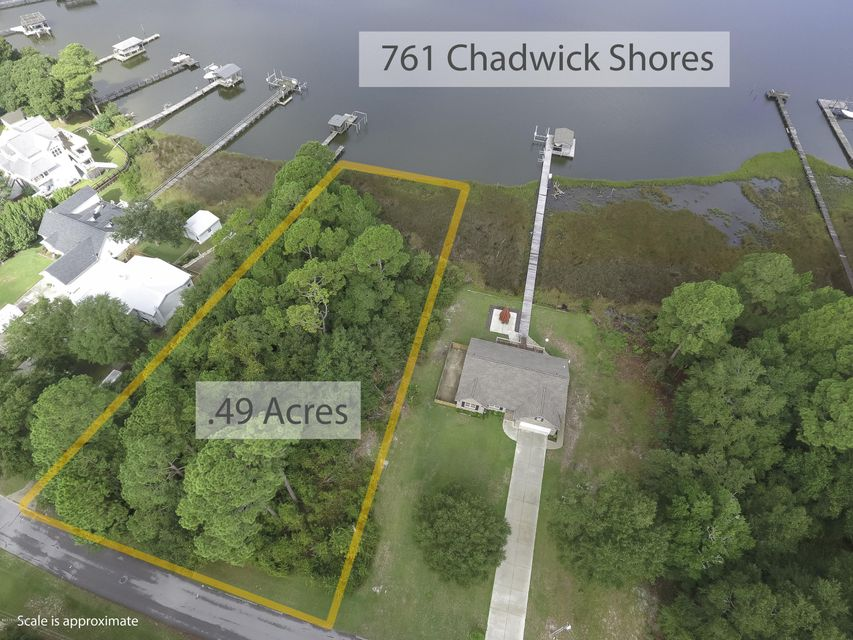 761 Chadwick Shores Drive, Sneads Ferry, NC 28460