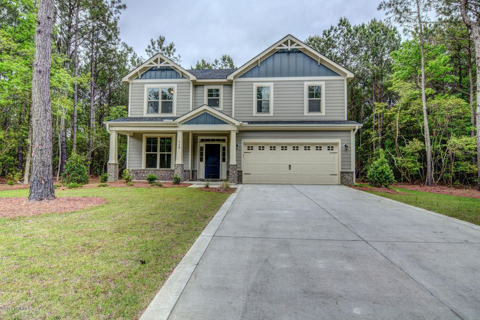 353 W Goldeneye Lane, Sneads Ferry, NC 28460