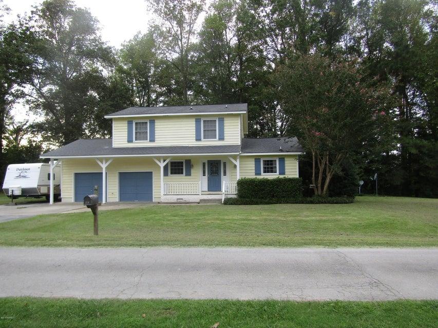 250 Spring Branch Road, Aurora, NC 27806