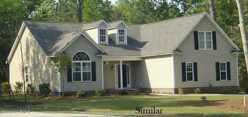Lot 20 Sand Dollar Lane, Hampstead, NC 28443