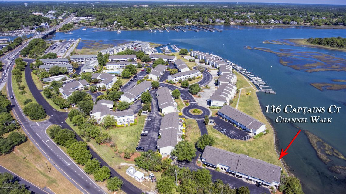 136 Captains Court, Wrightsville Beach, NC 28480