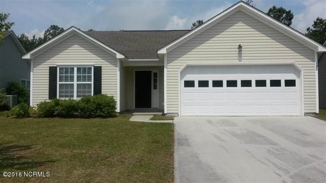 122 Belvedere Drive, Holly Ridge, NC 28445