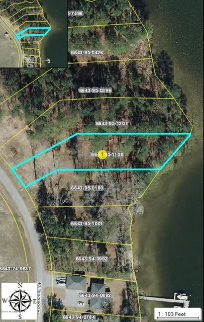Property for sale at Lot 6 Brookshire Drive, Bath,  NC 27808