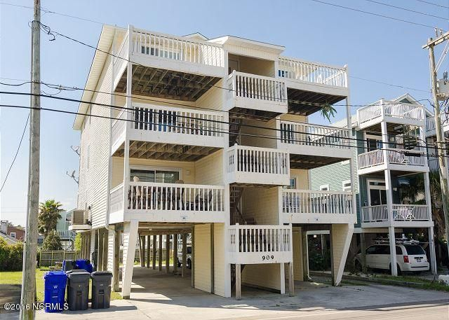 909 N Carolina Beach Avenue 1b, Carolina Beach, NC 28428