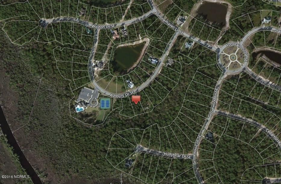 Large wooded homesite offering nature preserve to the rear and serene privacy. This large homesite provides building flexibility and ready for your custom-dream home. Located just a short walk to the resort-like amenities, walking trails and Lockwood Folly River.RiverSea Plantation is conveniently located just 25 minutes to historic Wilmington and 10 minutes to charming Southport. RiverSea Plantation offers residents of host of resort-like amenities including, indoor and outdoor pools, community clubhouse complete with fitness room, activity room,  kitchen and much more. The network of walking trails traverse the river and connect neighborhoods together, conveniently connecting back to the clubhouse and boat ramp.