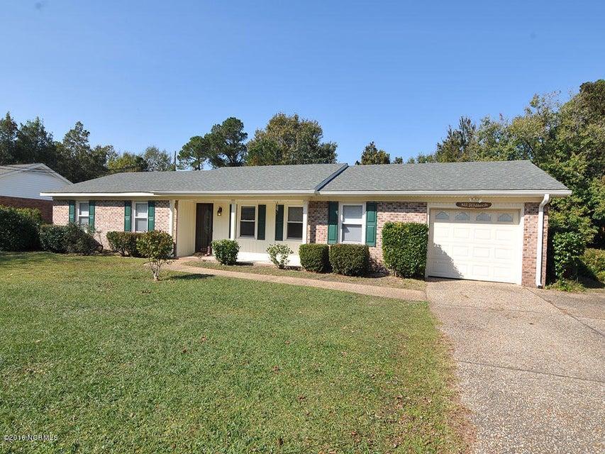 422 Jeb Stuart Drive, Wilmington, NC 28412