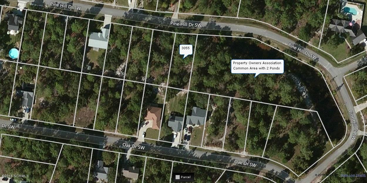 3055 Pine Hill Drive,Shallotte,North Carolina,Residential land,Pine Hill,100037345