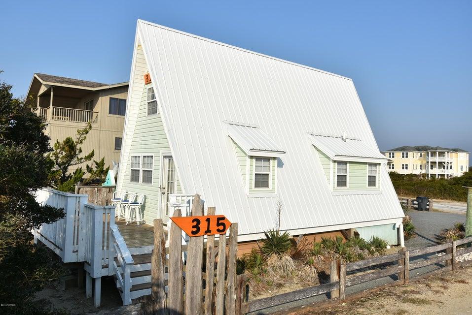 315 Ocean Boulevard E, Holden Beach, NC 28462