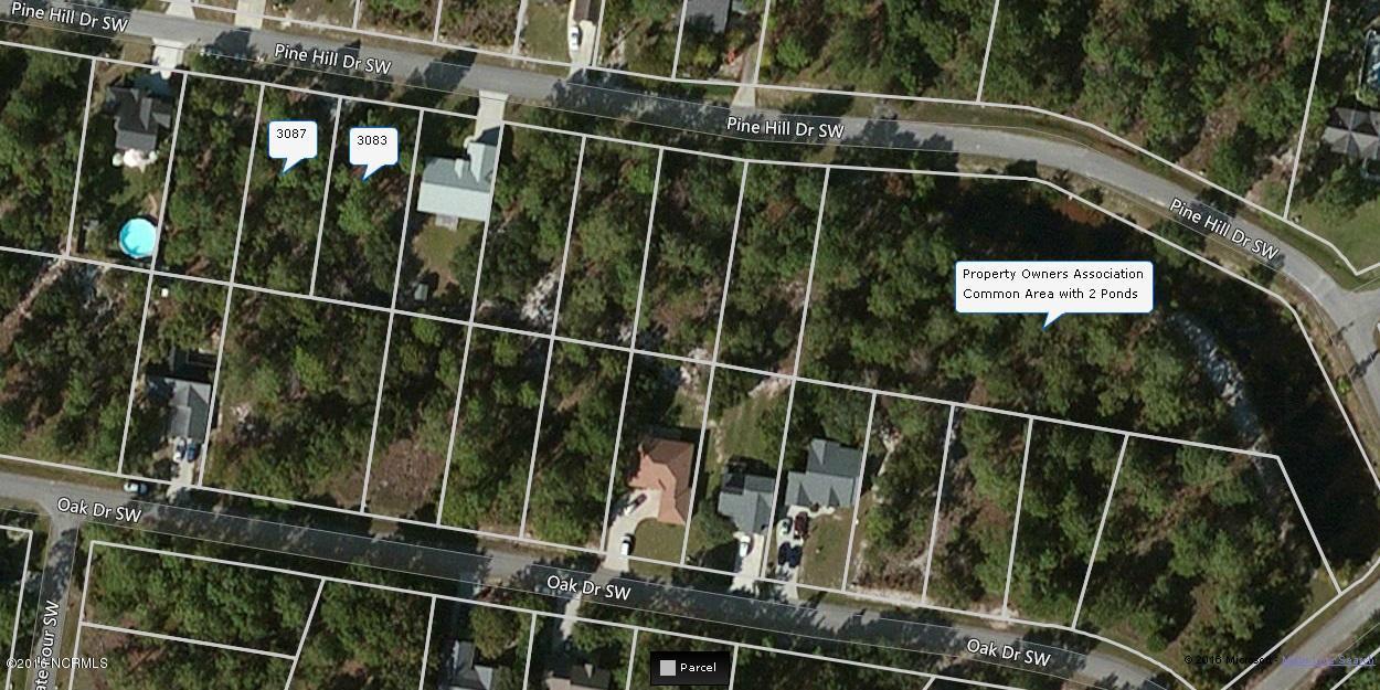 3087 Pine Hill Drive,Shallotte,North Carolina,Residential land,Pine Hill,100037356